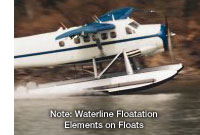 Otter (DHC-3) Float Bumpers